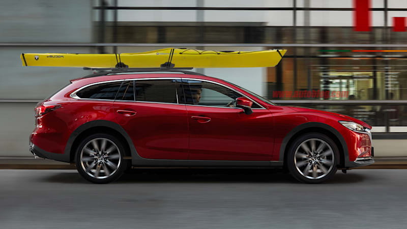 Mazda Cx 6 How To Bring The Mazda6 Wagon Here And Outsell The Sedan