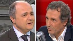 Bourdin règle encore ses comptes avec le nouveau ministre de l'Intérieur, qu'il refuse