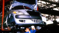 Exportación de vehículos a EU cayó 1.8% en