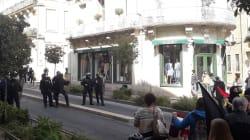 À Montpellier, face à face tendu entre antifascistes et identitaires après le coup de force à la fac de