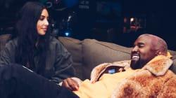 Kim Kardashian et Kanye West attendent un 4ème bébé par mère