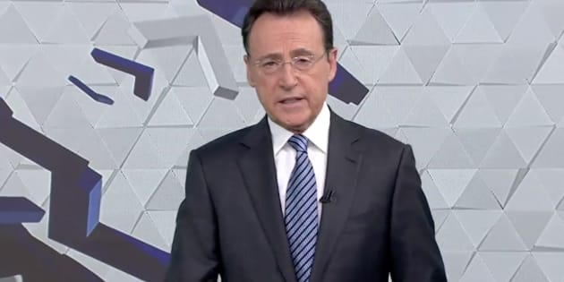 Matías Prats en 'Antena 3 Noticias'