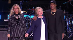Beyoncé On Clinton: 'I Want My Daughter To Grow Up Seeing A Woman Lead Our