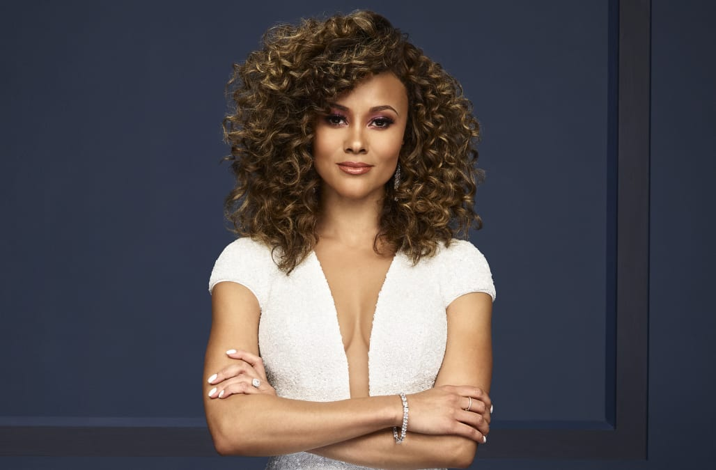 39 real housewives of potomac 39 star ashley darby on what. Black Bedroom Furniture Sets. Home Design Ideas