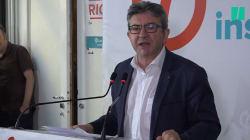 Jean-Luc Mélenchon s'excuse de s'être moqué de l'accent d'une