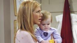 Le bébé de Ross et Rachel dans