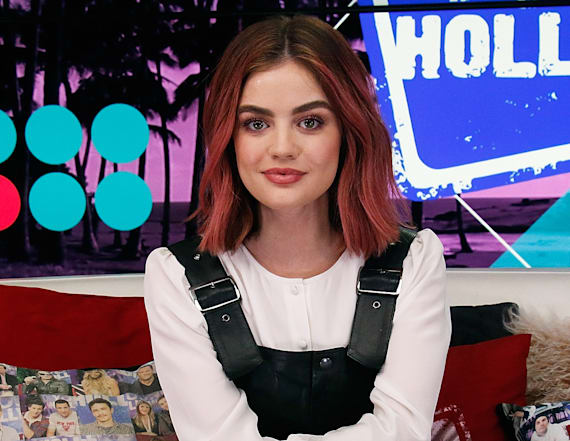 Lucy Hale talks filming 'Truth or Dare'