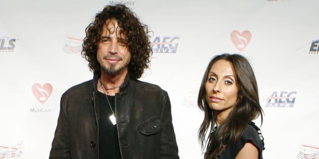 La lettre d'adieu déchirante de la femme de Chris Cornell