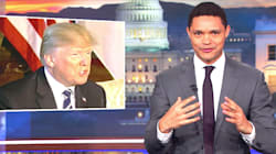 Trevor Noah Just Sincerely Praised Donald Trump For