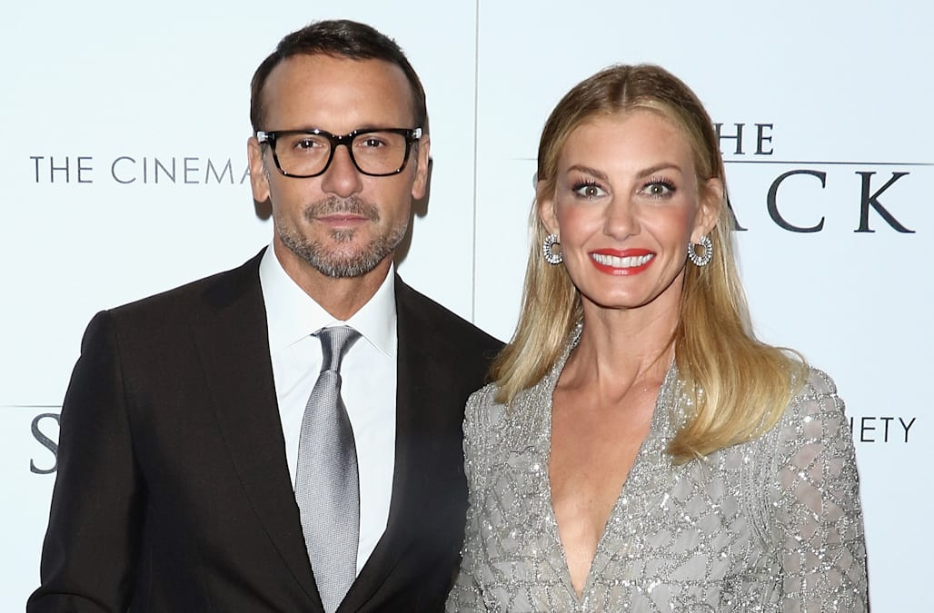 Tim McGraw Has A Secret For Keeping His Marriage Hot While