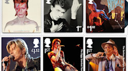 These David Bowie Postage Stamps Are Letter