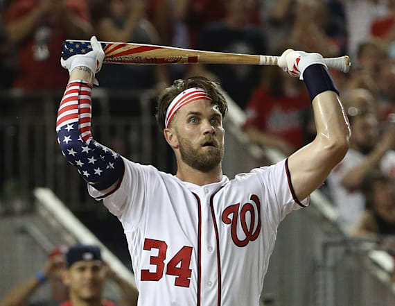 Home Run Derby promotion backfires on Nationals