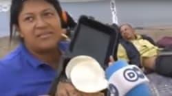 Reportan la desaparición de Miriam Celaya, la migrante hondureña que rechazó