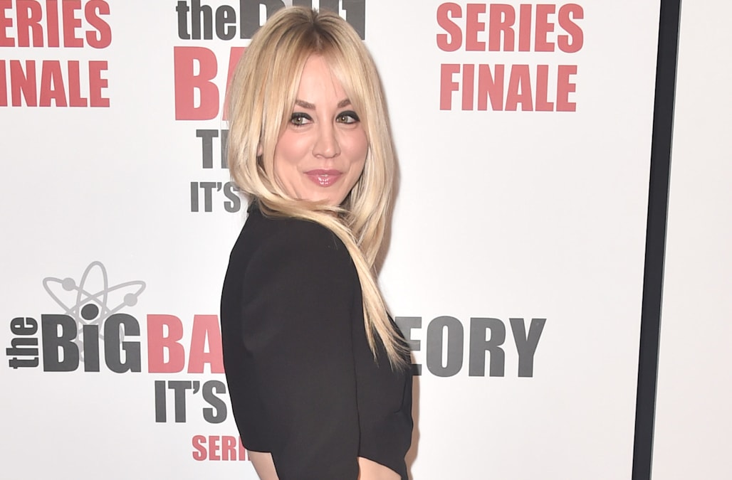 Kaley Cuoco signs overall deal with WBTV, will star in 'The