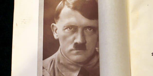 Ce que les nouveaux travaux sur l'influence de la culture dans la stratégie d'Hitler nous apprennent. REUTERS/Fabrizio Bensch