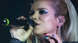 Lily Allen dédie sa chanson