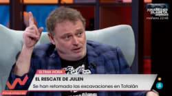 Críticas a Pablo Carbonell por lo que ha dicho sobre Julen en 'Viva La
