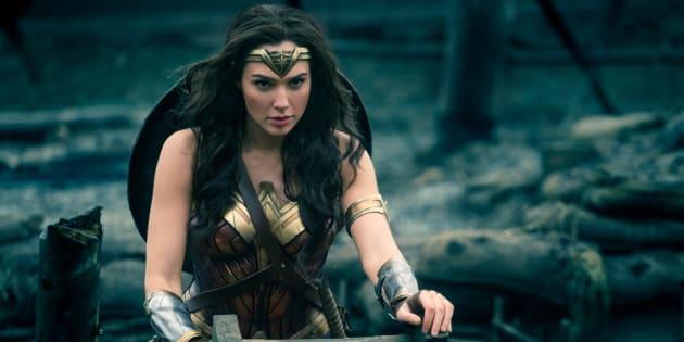 Ce cinéma a distribué des produits ménagers lors d'une séance de Wonder Woman