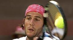 Jérôme Golmard, l'ancien tennisman, numéro 1 français en 1999, est
