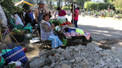 VIDEO:Entre escombros y el olvido, la Navidad y Año Nuevo en San Gregorio Atlapulco, Xochimilco, a 3 meses del