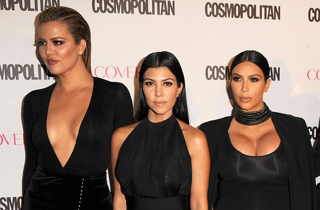 f86477455e While the all-out feud between sisters on the season 15 premiere of Keeping  Up With the Kardashians was filmed months ago