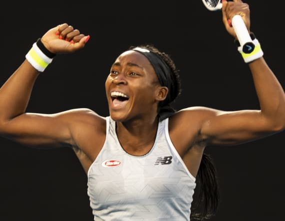 Gauff sums up rise to stardom: 'What is my life?!'