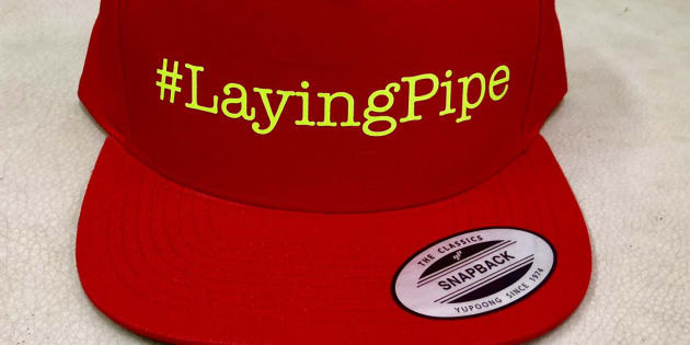 """The Alberta Liberal Party didn't initially know about the sexual connotations of the term """"laying pipe."""""""