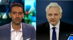 Julian Assange On Clinton Email Scandal: 'Our Source Is Not A Member Of The Russian