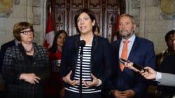 La députée du NPD Karine Trudel nie qu'elle a été approchée par la
