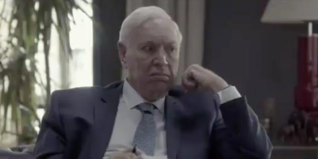 José Manuel García Margallo en 'Salvados'.