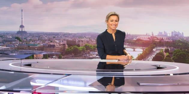 Anne-Sophe Lapix a rassemblé ce lundi 4 septembre quelques 5,79 millions de téléspectateurs.