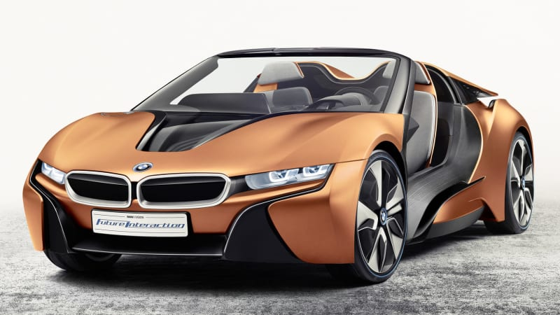New Bmw I8 Expected Late Next Year Autoblog