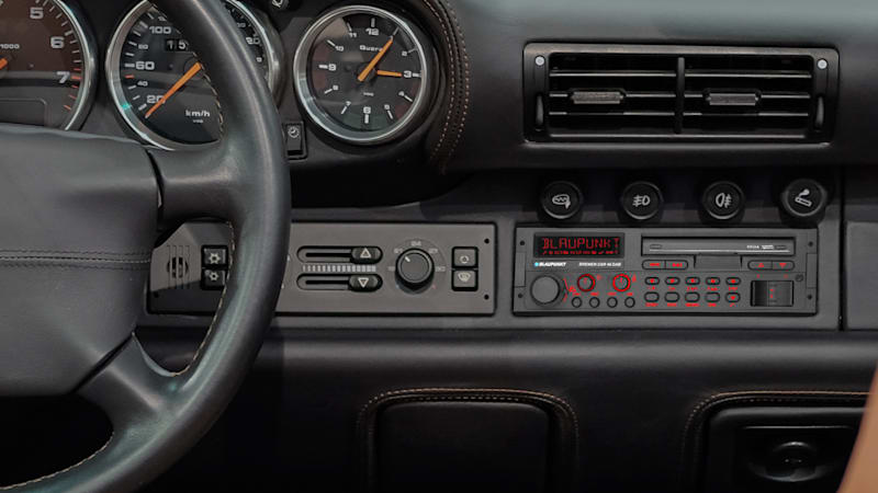 Blaupunkt brings back the '80s Bremen stereo, with updates