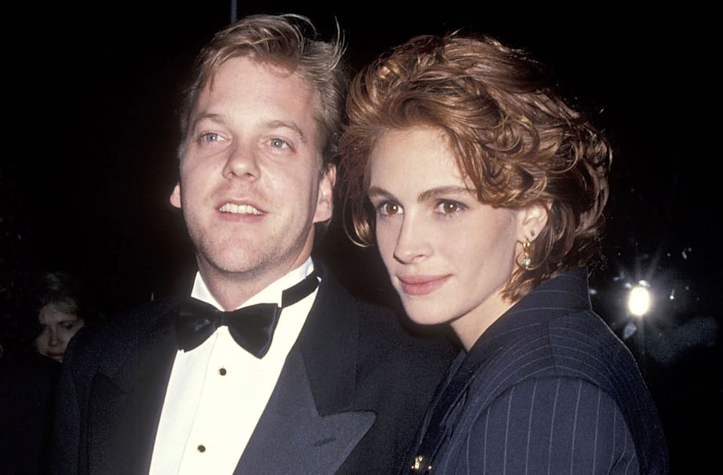 Kiefer Sutherland reveals why Julia Roberts ended their engagement ...