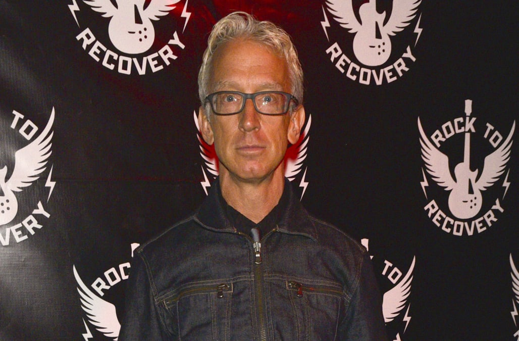 Andy Dick charged with misdemeanor sexual battery, simple