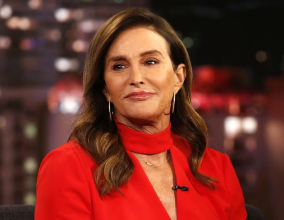 Caitlyn Jenner calls out Trump over transgender ban