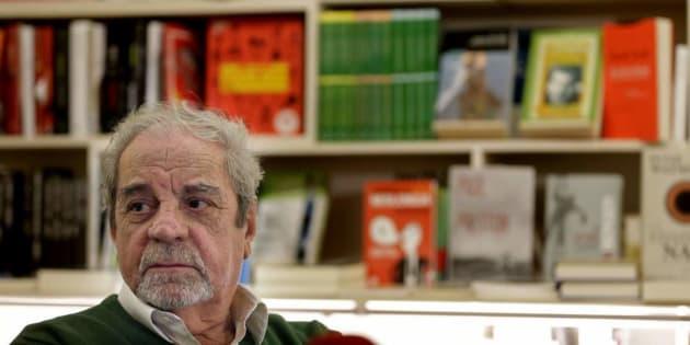 El escritor Juan Marsé, en una imagen de archivo.