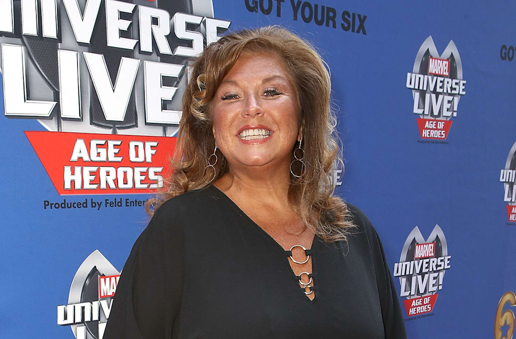 Abby lee miller surrenders to serve 366 day prison sentence aol abby lee miller surrenders to serve 366 day prison sentence altavistaventures Images
