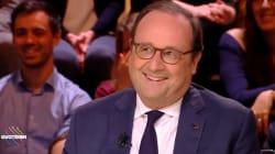 La sortie de Hollande sur le couple Trump-Macron, de
