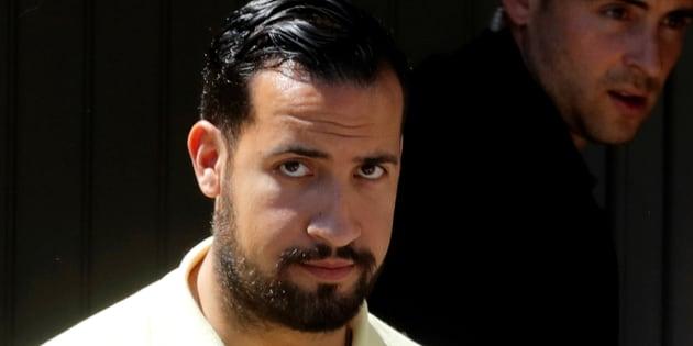 Alexandre Benalla : ouverture d'une nouvelle enquête pour d'autres violences le 1er mai