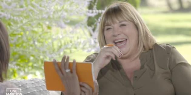 """Michèle Bernier dans """"Ambition Intime"""" sur M6."""