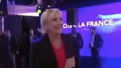 Este vídeo de Le Pen bailando triunfa en Twitter por sus