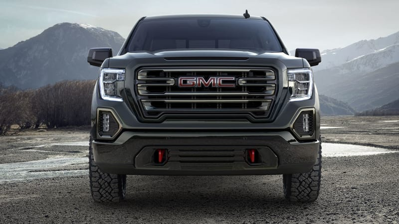 GMC Sierra AT4 pickup — 5 features we love - Autoblog