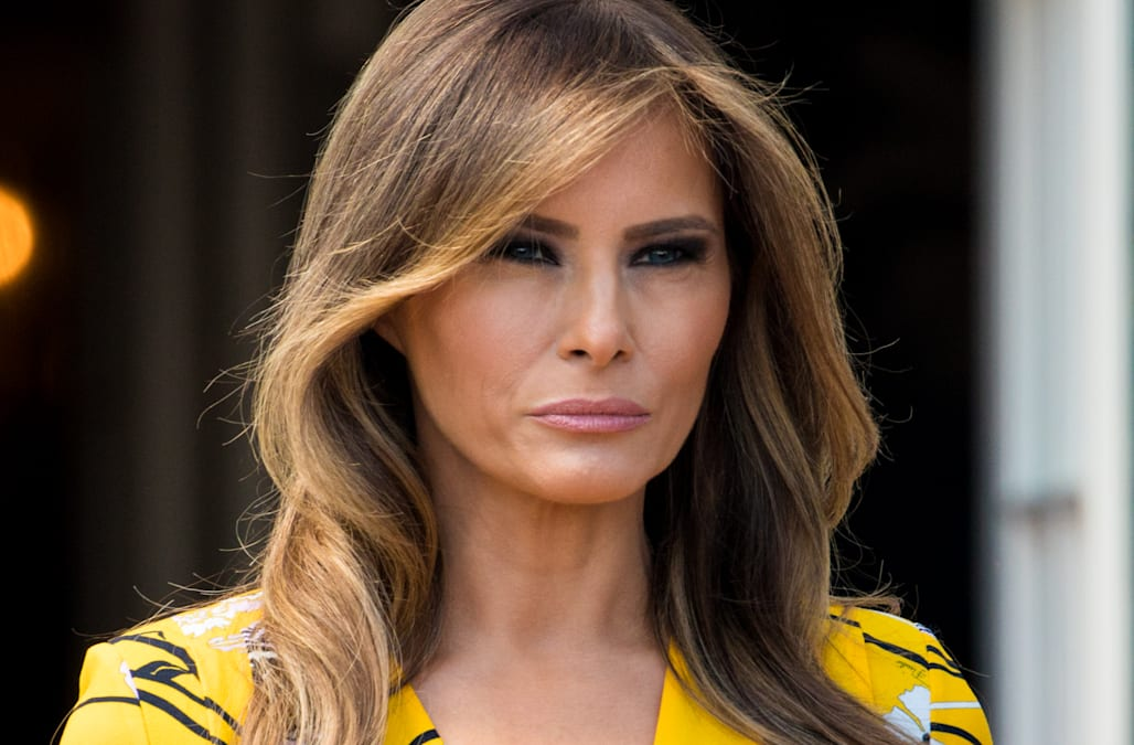 melania trump called out by legendary singer for always looking sad and angry