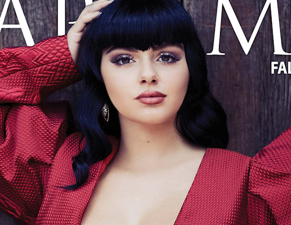 Ariel Winter drops jaws on latest magazine cover