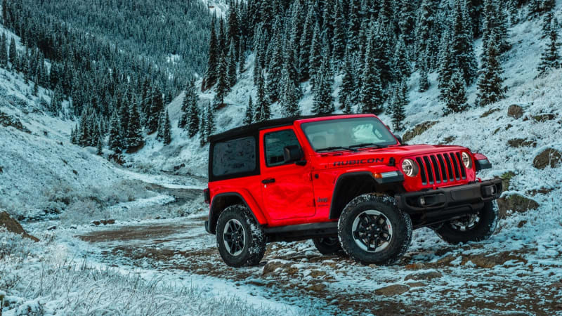 2019 Jeep Wrangler Review and Buying Guide