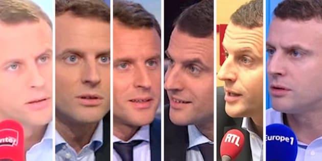 Ouf! Emmanuel Macron n'aura plus besoin de (ne pas) répondre à cette question