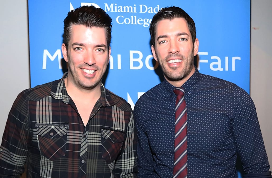 jonathan and drew scott reveal if they plan on having kids - Drew Scott