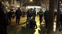 Six interpellations à Paris après une manifestation tendue en soutien à