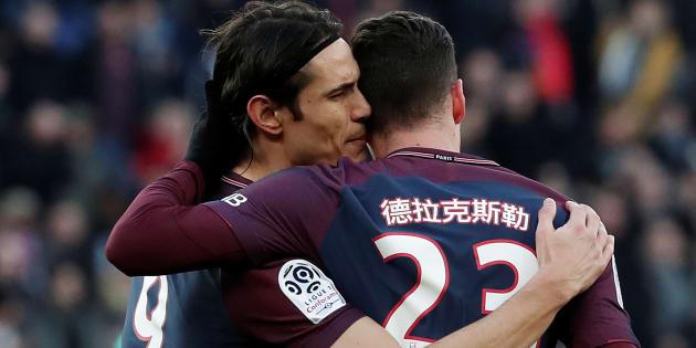 PSG-Strasbourg: Pourquoi le maillot parisien n'était pas tout à fait comme d'habitude ce samedi